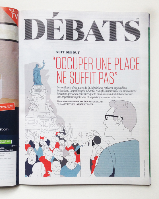 Arnaud Tracol / Agence Marie Bastille