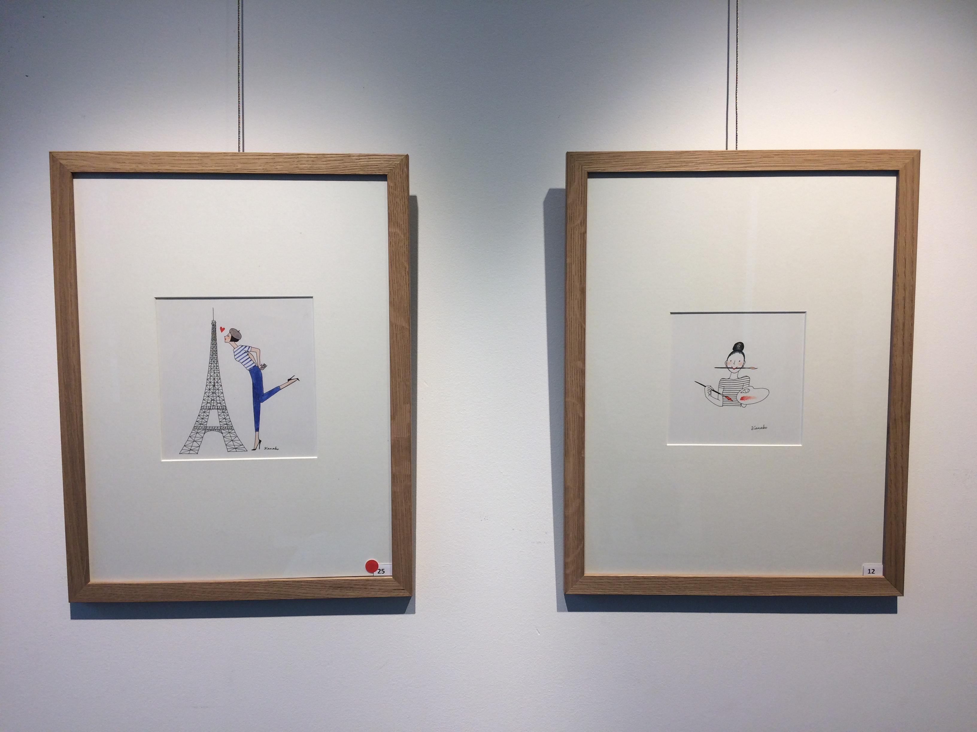 Kanako / Agence Marie Bastille