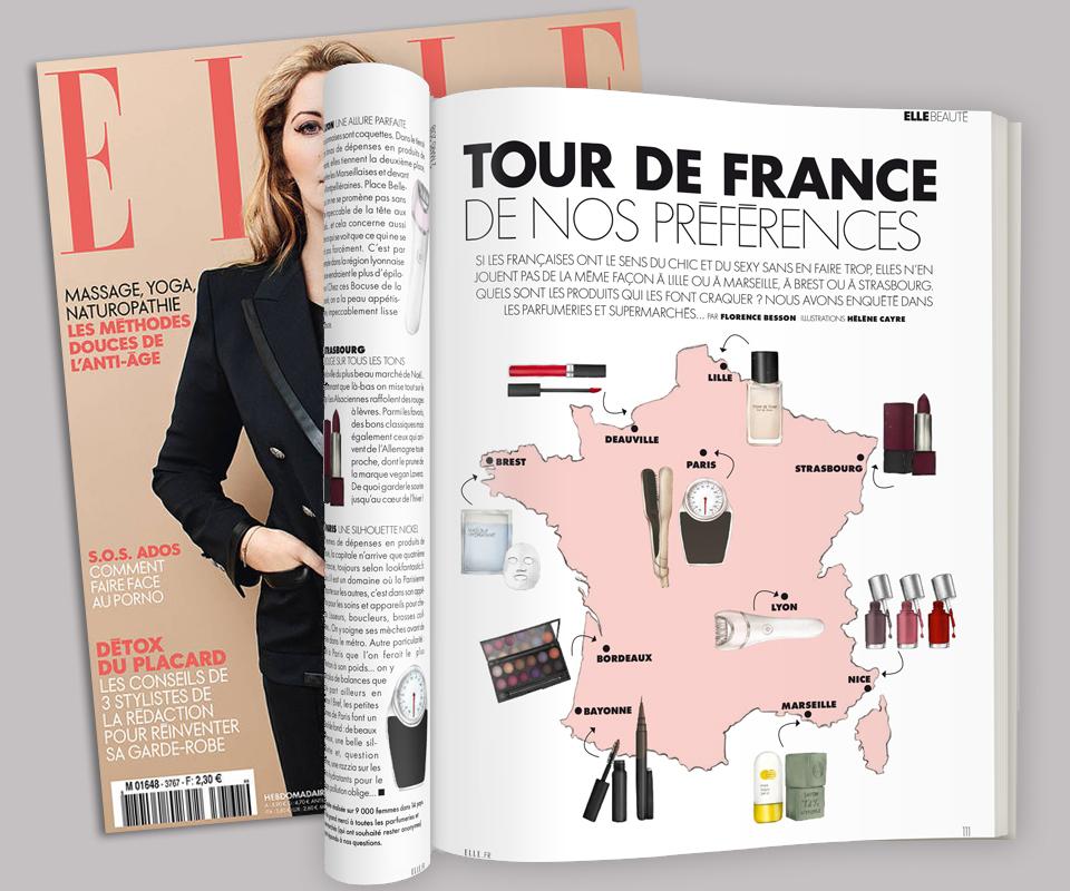 Hélène Cayre / Agence Marie Bastille