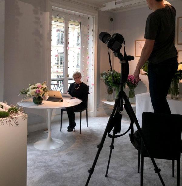 Jacqueline Bissett / Agence Marie Bastille