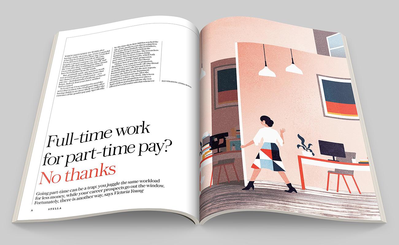 Andrea Mongia / Agence Marie Bastille