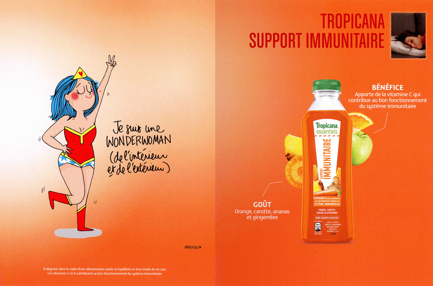 Mathou – Tropicana – Agence Marie Bastille