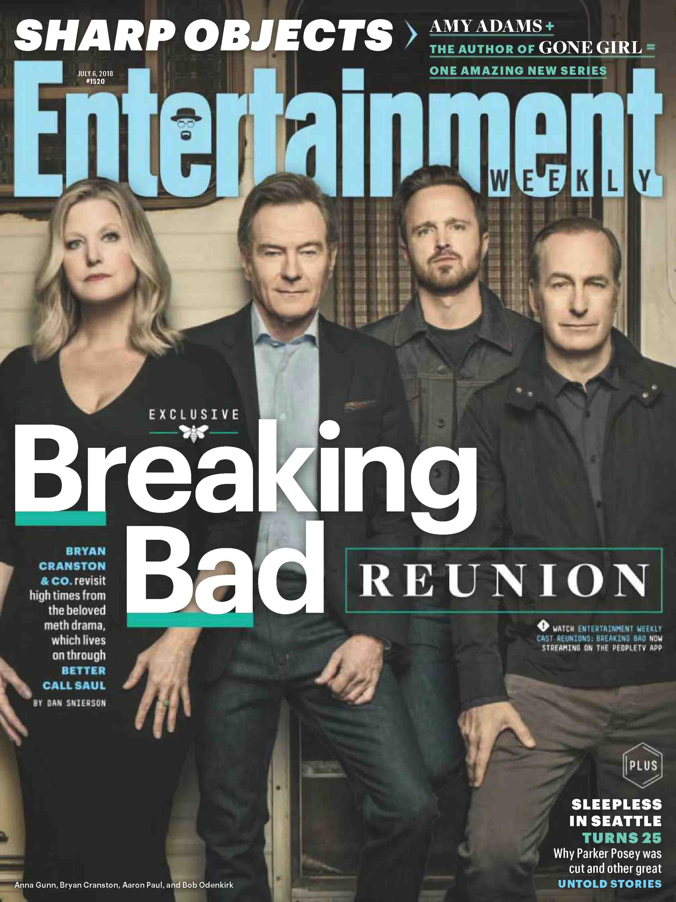 Entertainment Weekly – July 6, 2018