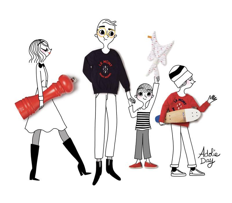 Adolie Day – Agence Marie Bastille
