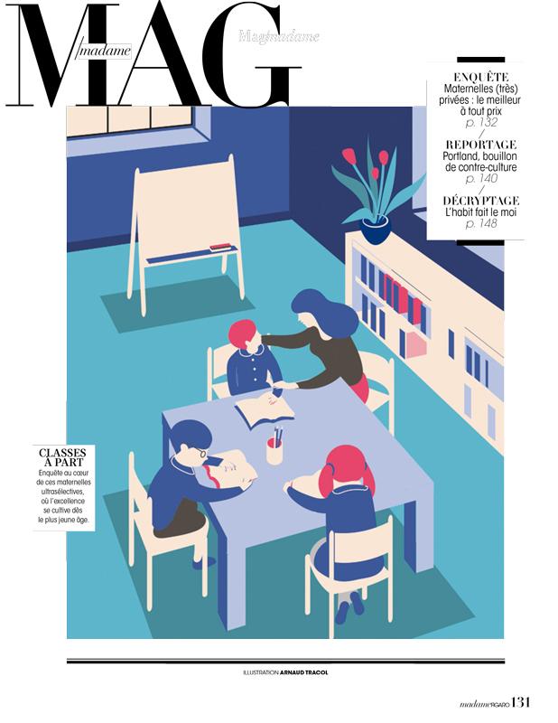 Arnaud Tracol – Agence Marie Bastille