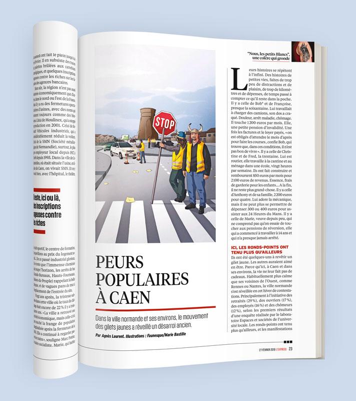 Faunesque – Agence Marie Bastille